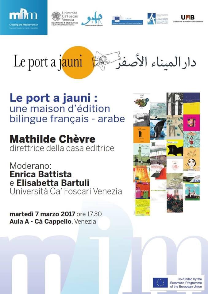 Venezia incontra il fumetto e la letteratura araba per l'infanzia