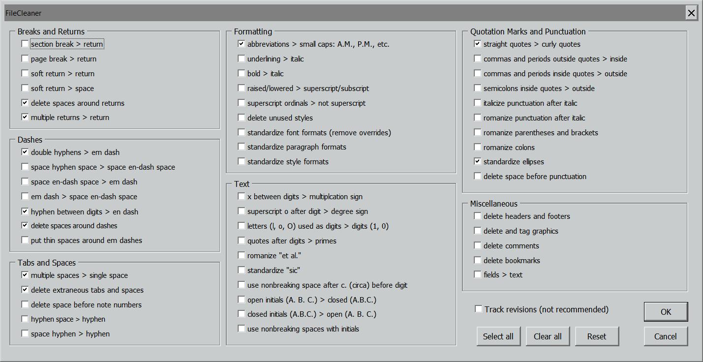 Editorium Update
