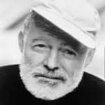Ernest Hemingway, writing tips, great authors, writing tips from great authors, editors4you