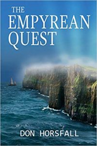 book cover the empyrean quest