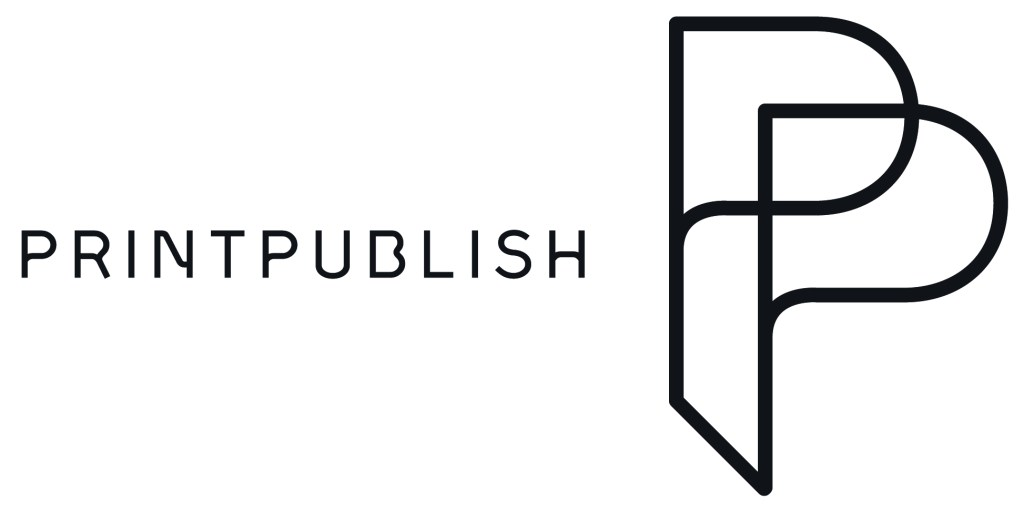 PrintPublish logo WriteDesign Publications design and print partner