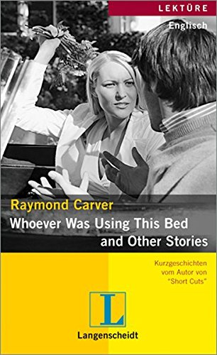 Raymond Carver book cover for blog in medias res and the three-act structure