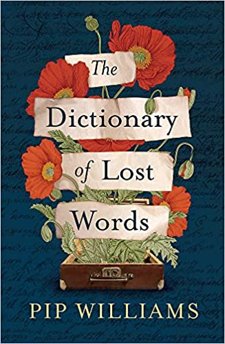 cover of the dictionary of lost words for post how a dictionary is born