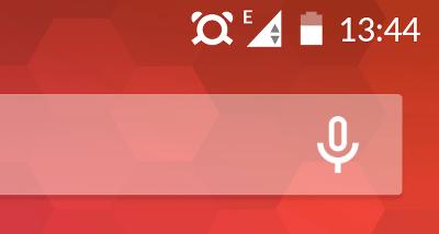 Edge signal reception