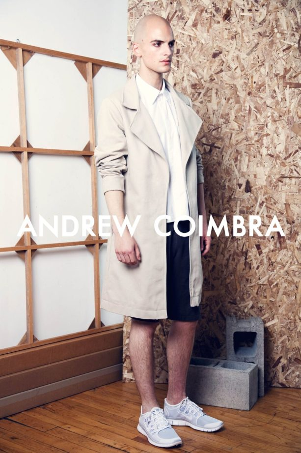 Andrew Coimbra SS15