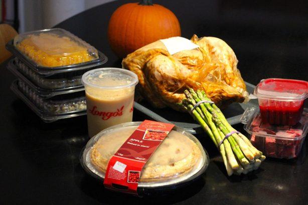 longos thanksgiving box