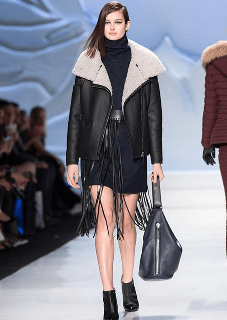Mackage 2 shearling jacket