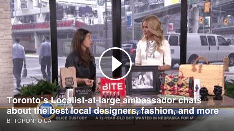 Gracie Carroll + Breakfast Television + Flare Magazine