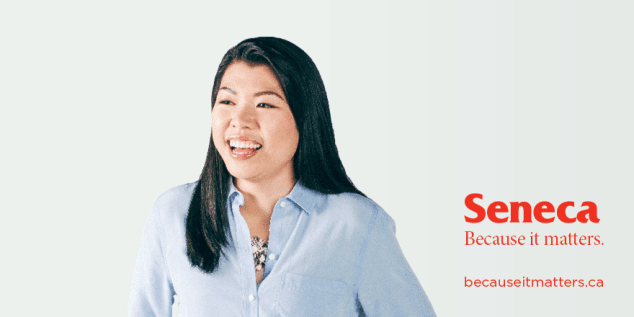 Doreen To - #BecauseItMatters - Seneca College