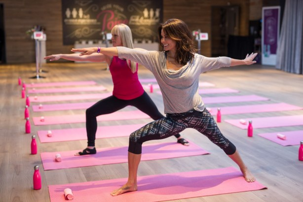 brooke burke workout and diet tips - poise - graciecarroll.com
