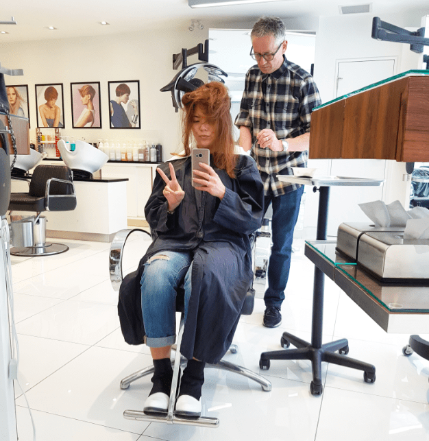Gracie Carroll Sassoon Toronto Beyonce Blonde Hair