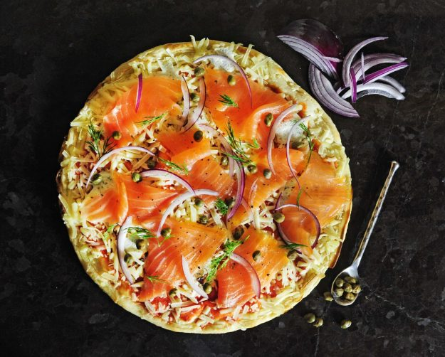 Gracie Carroll - 5 Gourmet Frozen Pizza Recipes For An Epic Pizza Party at Home - Delissio Rustico