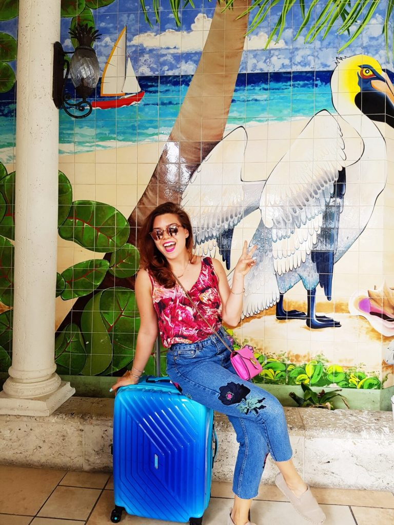 Gracie Carroll - 5 Things I Do To Make Travelling More Affordable - CIBC Aventura