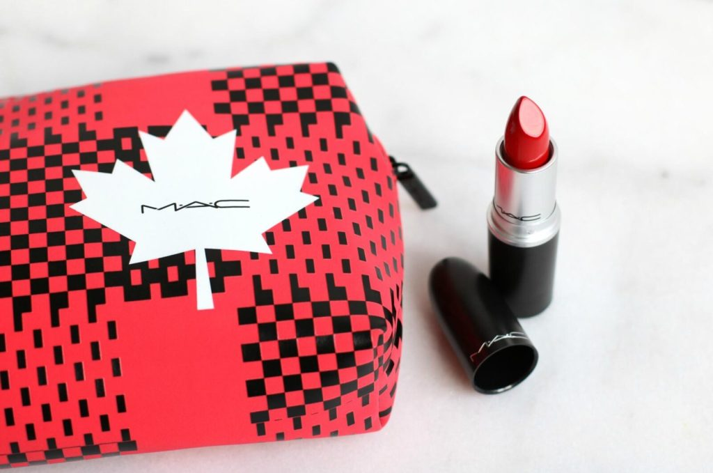mac cosmetics proud to be canadian