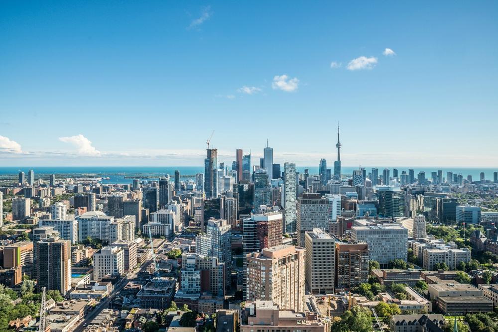 Best Restaurant Menu Toronto Summer