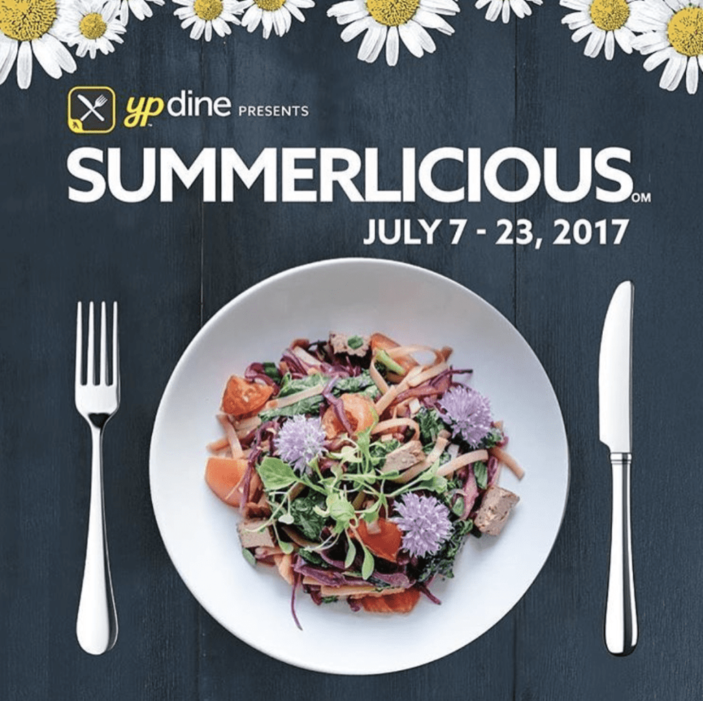 Summerlicious Toronto 2017 Best Restaurants