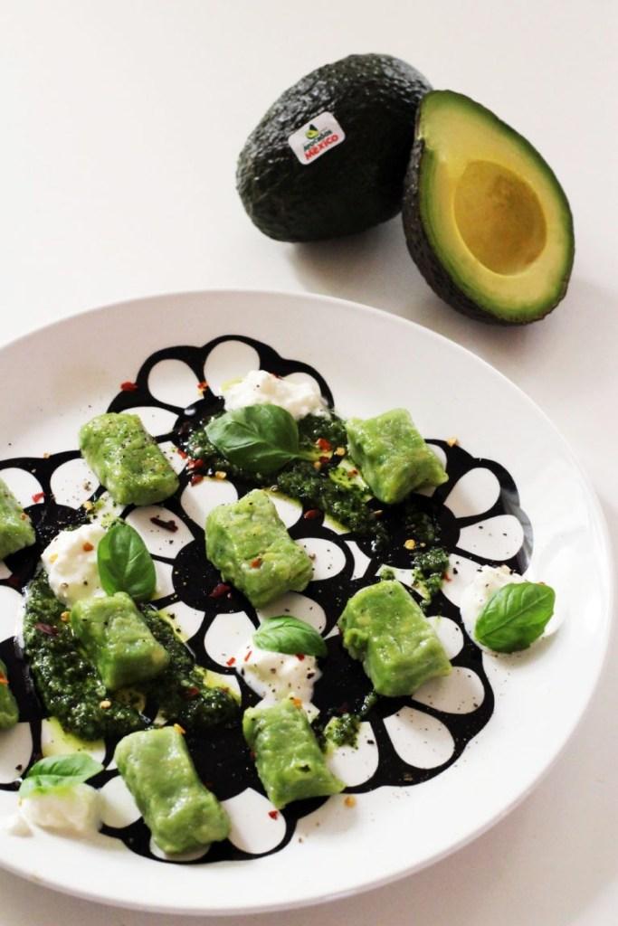 12 Amazing Avocado Recipes - Avocado Gnocchi Recipe - Gracie Carroll