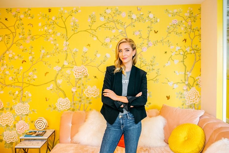 Whitney Wolfe Bumble Founder