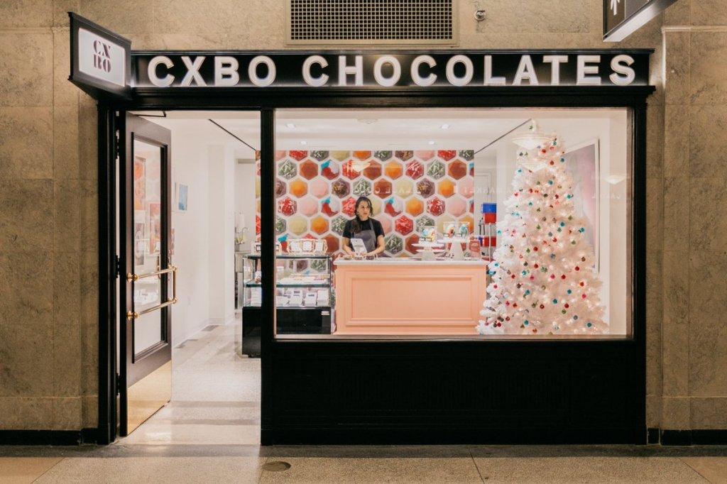 CXBO Chocolates Union Station