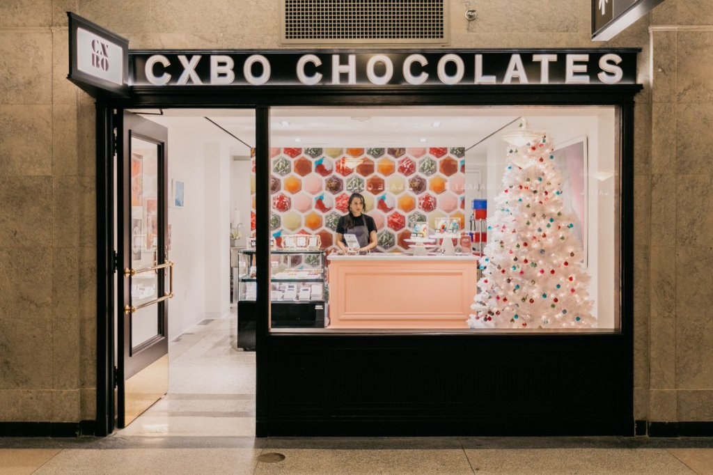 CXBO Chocolates Union Station