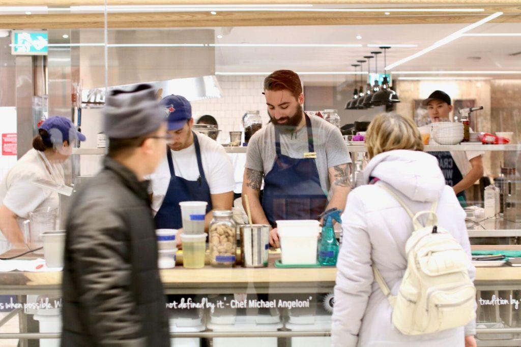 Amano Pasta Toronto 2018 Union Station Restaurants