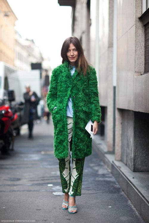 Stylebook green St Patrick's Day Edit Seven 2018 Toronto Trends