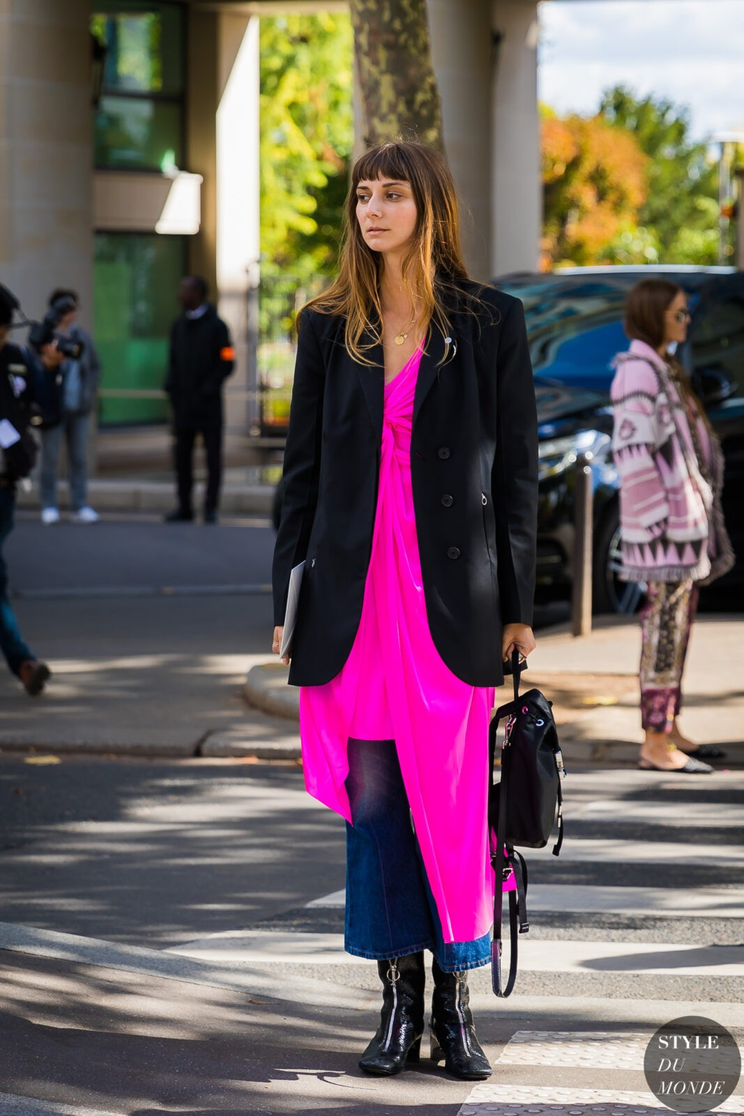 Stylebook Edit Seven How to wear pink toronto 2018