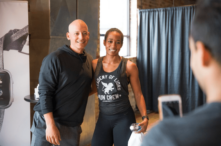 Harley Pasternak fitness and nutrition - fitbit versa review