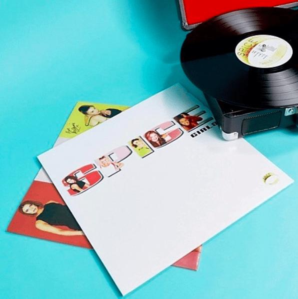 spice girls vinyl - record store day toronto 2018