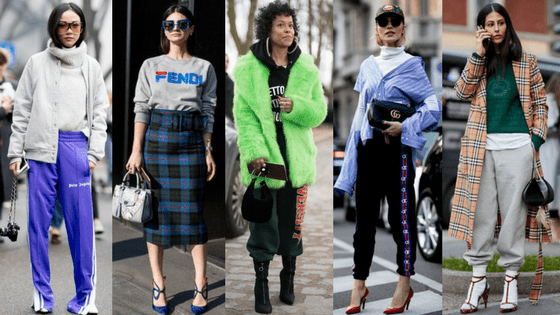 Stylebook Edit Seven athleisure toronto 2018 trends