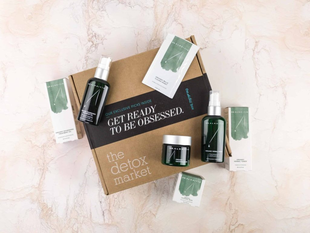 the detox box subscription
