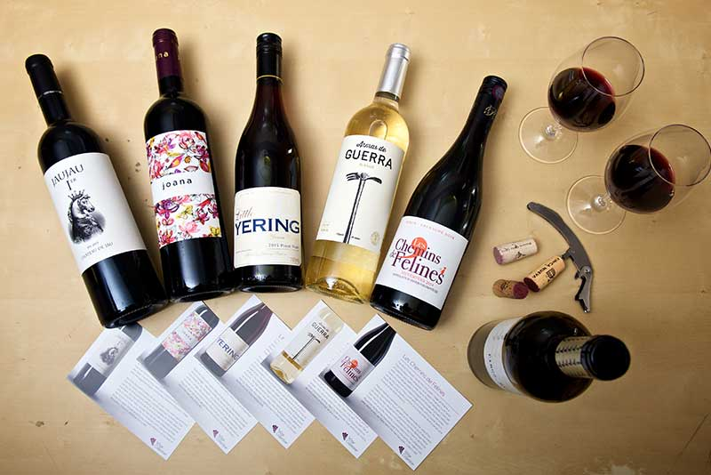 wine collective wine packages