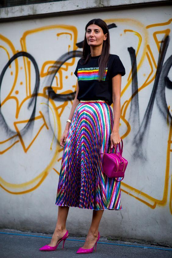 Giovanna Battaglia Engelbert rainbow pride edit seven 2018