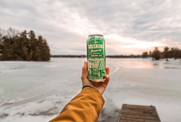 muskoka brewery docker