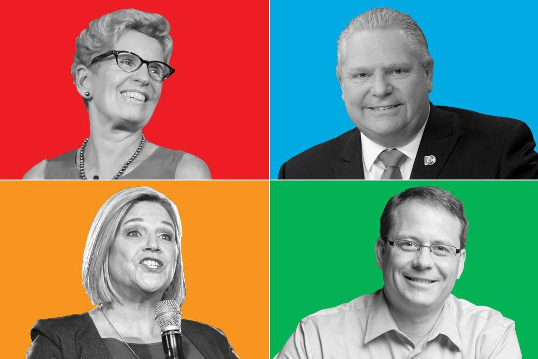 ontario premier election day 2018