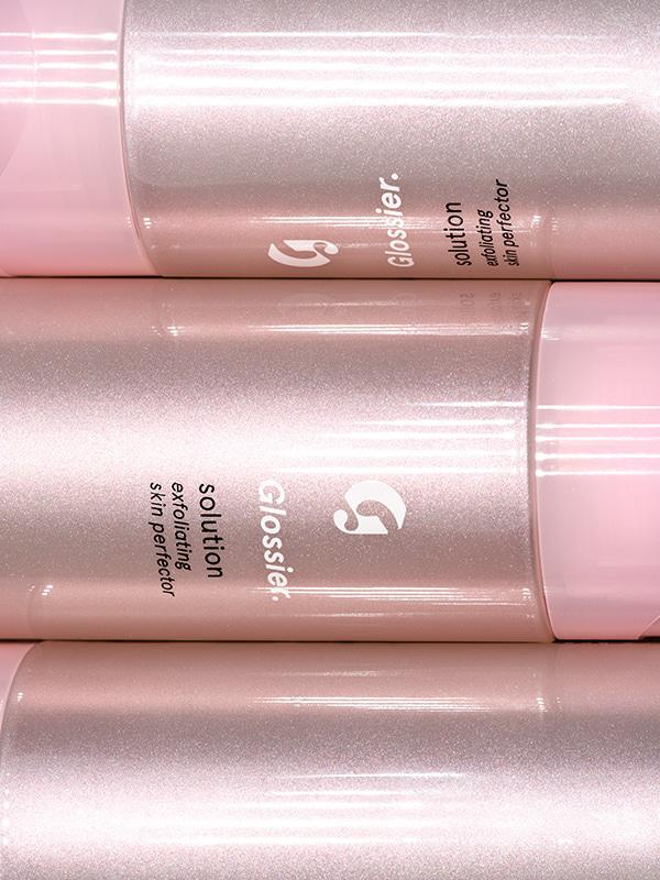 glossier solution edit seven 2018 toronto skincare peels