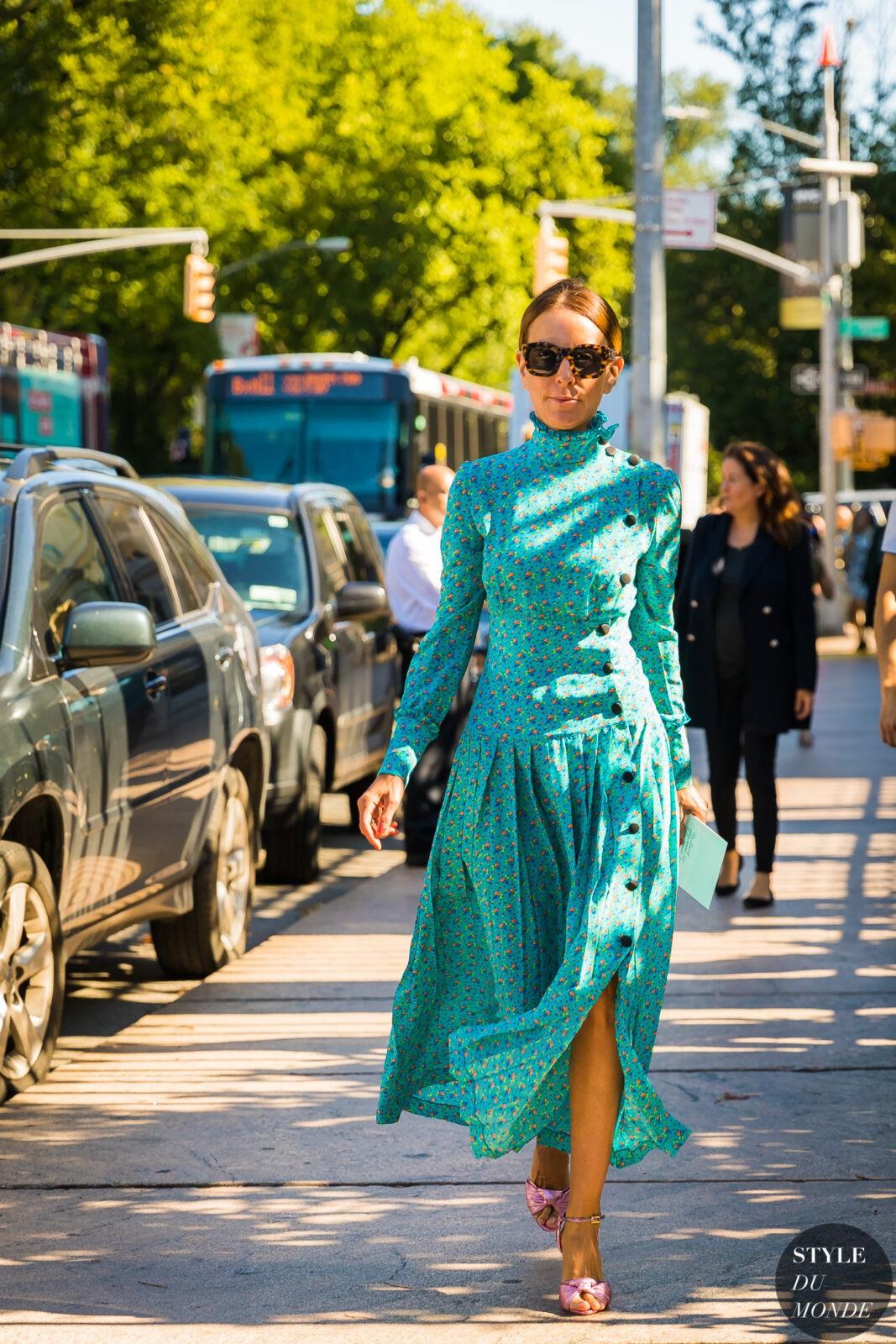 Alison Loehnis button up dress edit seven 2018