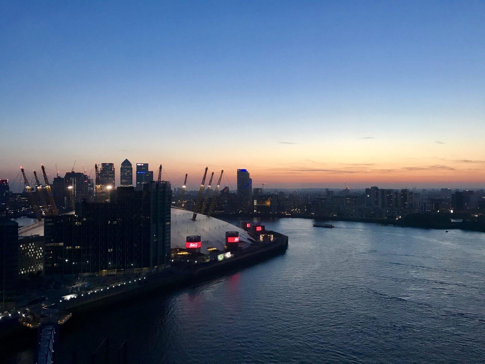 Emirates Air Line Cable Car london edit seven london city guide 2018