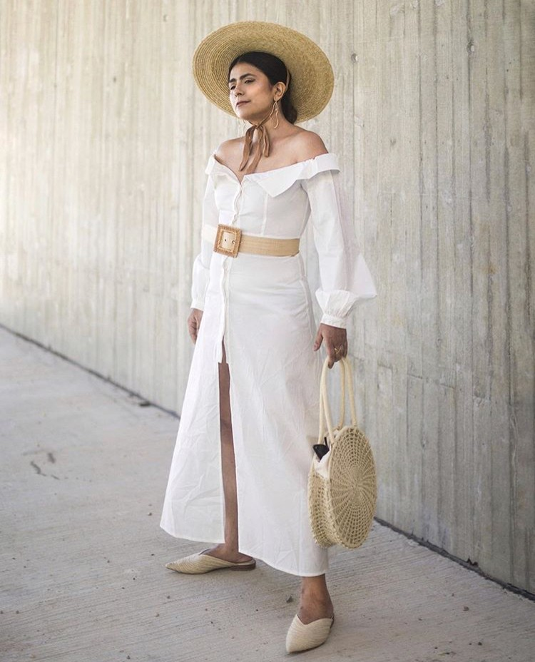 Laura Dittrich straw bag edit seven 2018 stylebook
