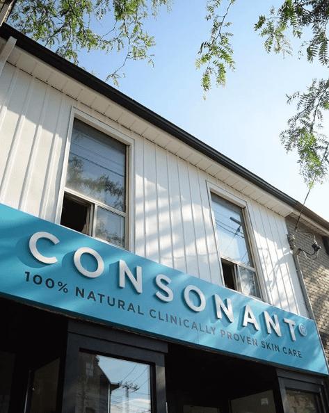 consonant skincare toronto queen west