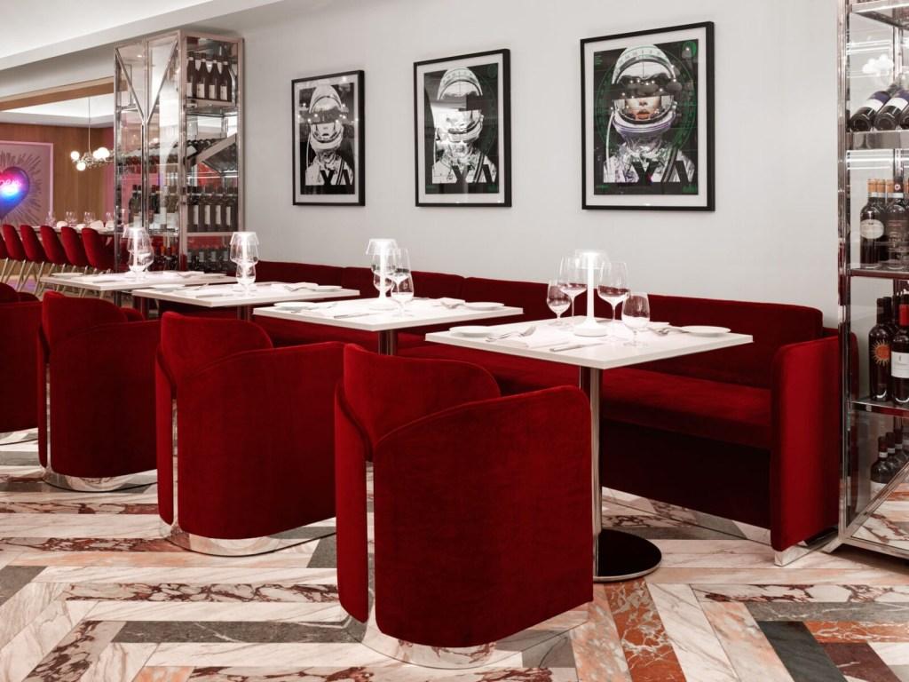 Sofia Restaurant toronto - Chef Chrstine Mast