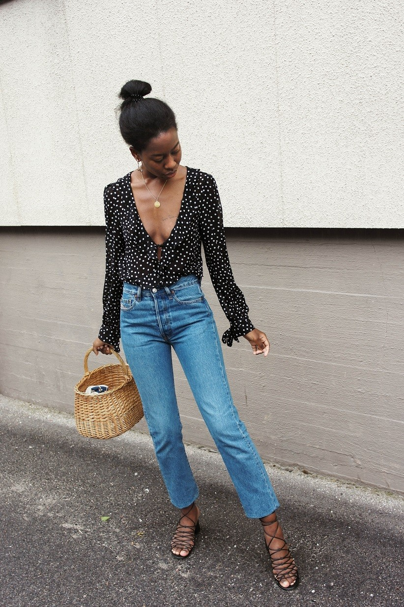 Sylvie Mus Straw Bag Edit seven 2018 stylebook