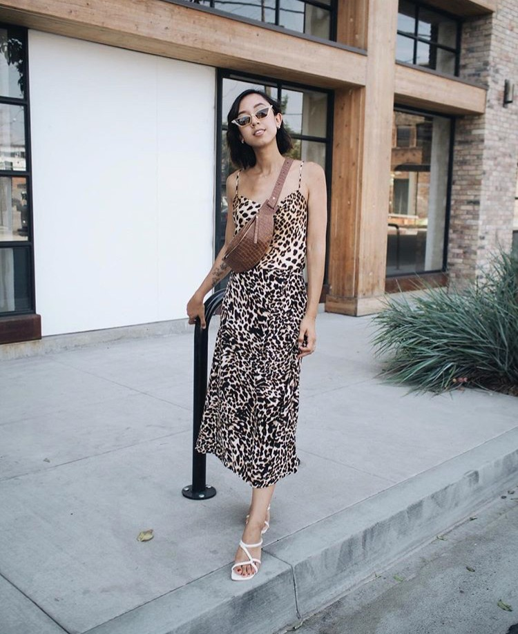 stephanie arant leopard print edit seven toronto 2018