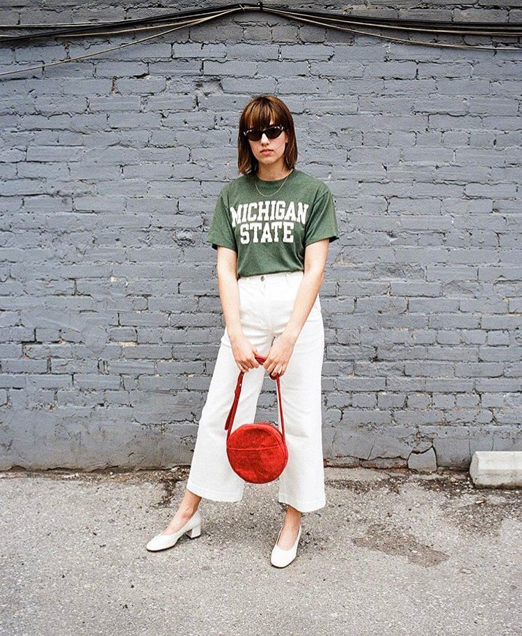 rebecca ramsdale white trousers edit seven toronto stylebook 2018