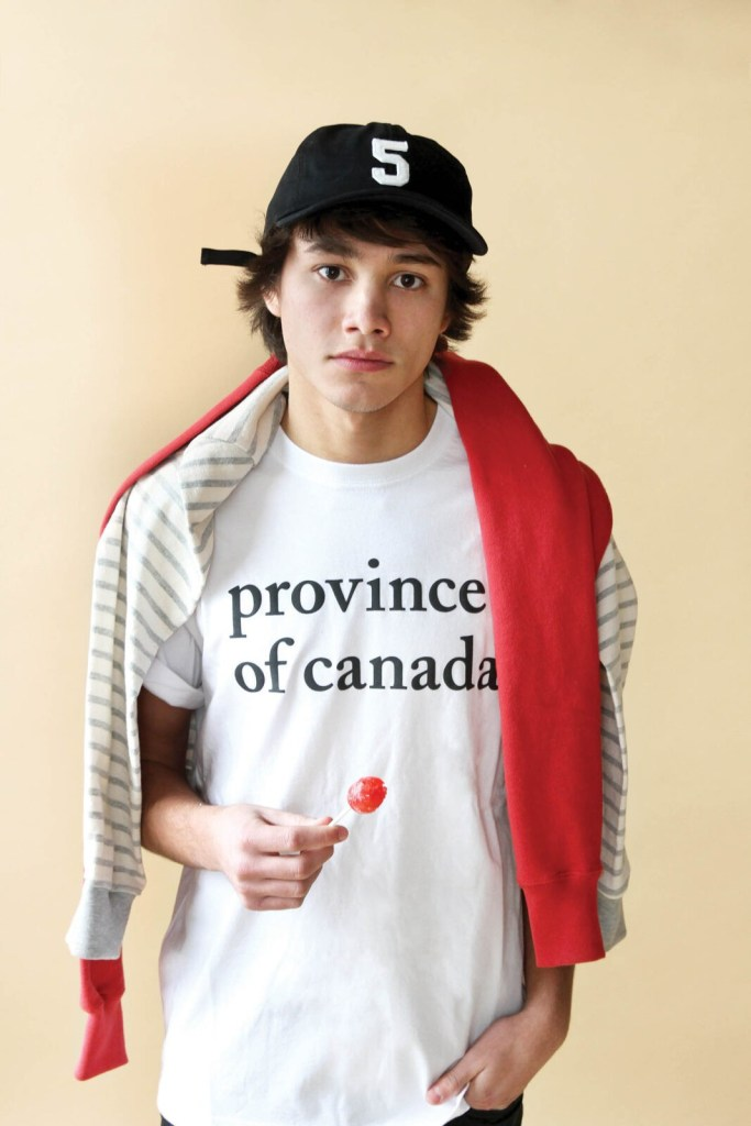 Province of Canada clothing