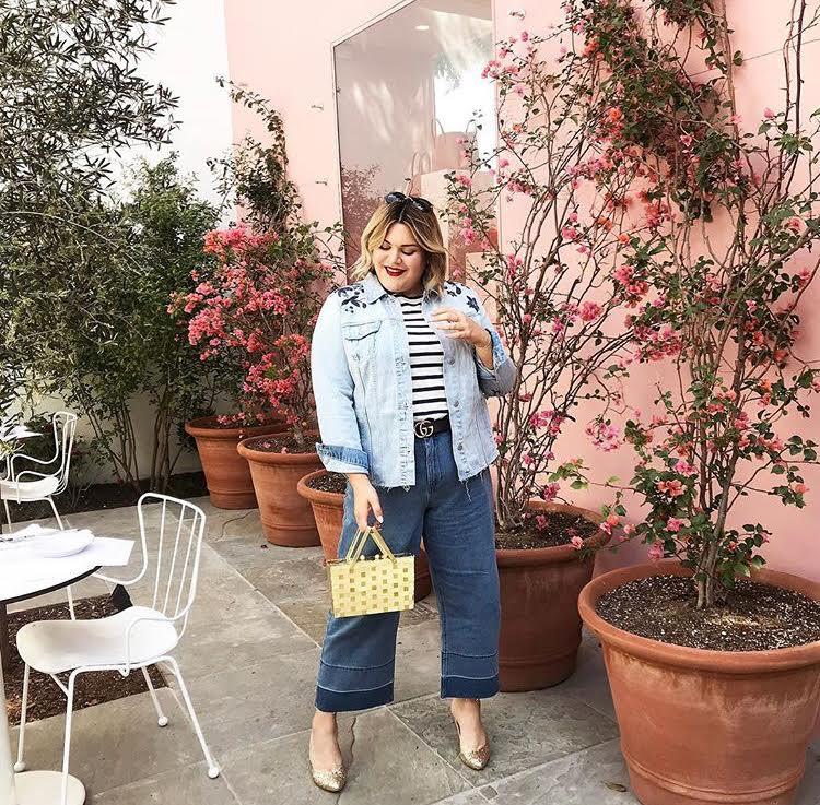 nicolette mason blue jeans edit seven stylebook toronto 2018