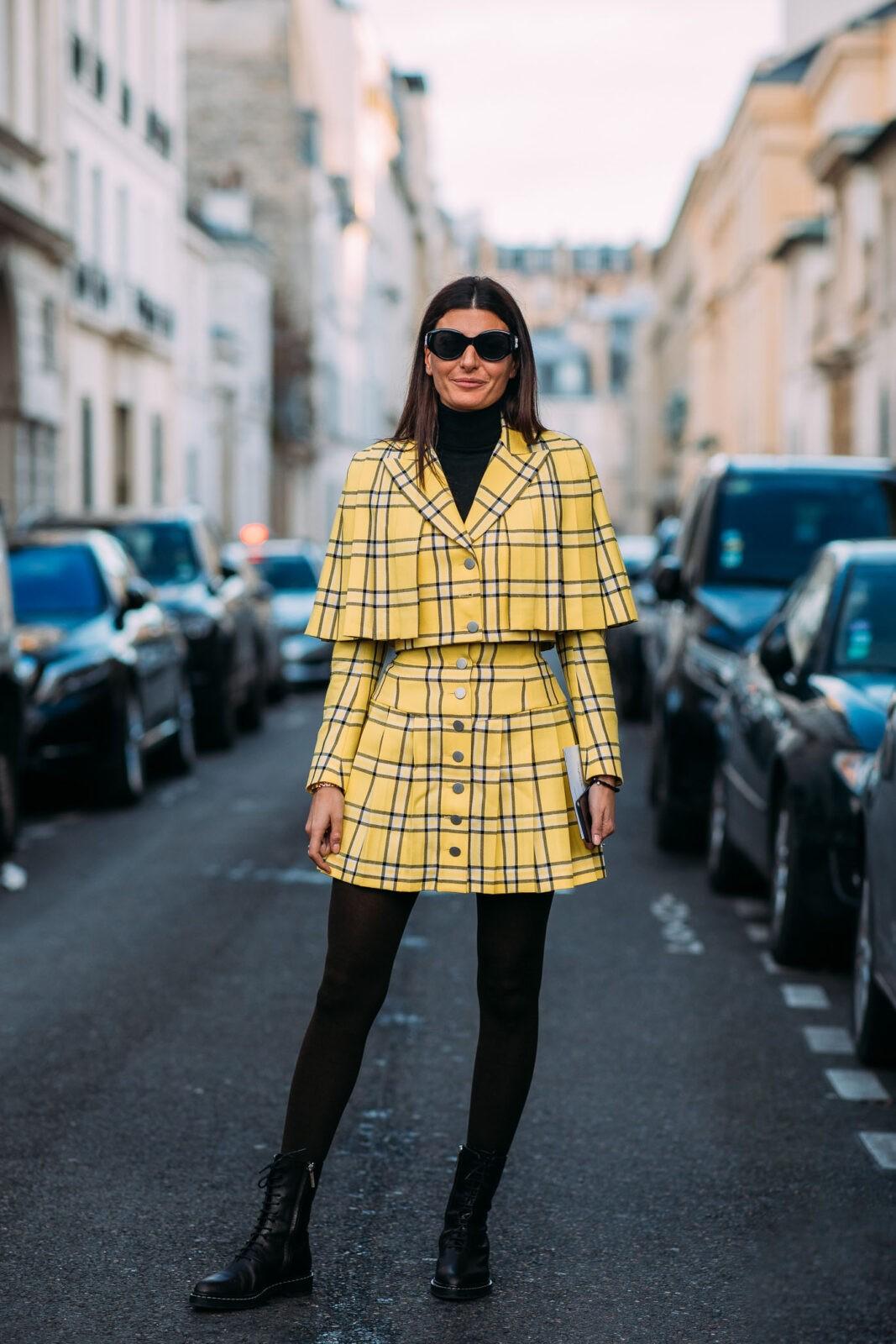 Giovanna Battaglia Engelbert yellow stylebook edit seven toronto 2018