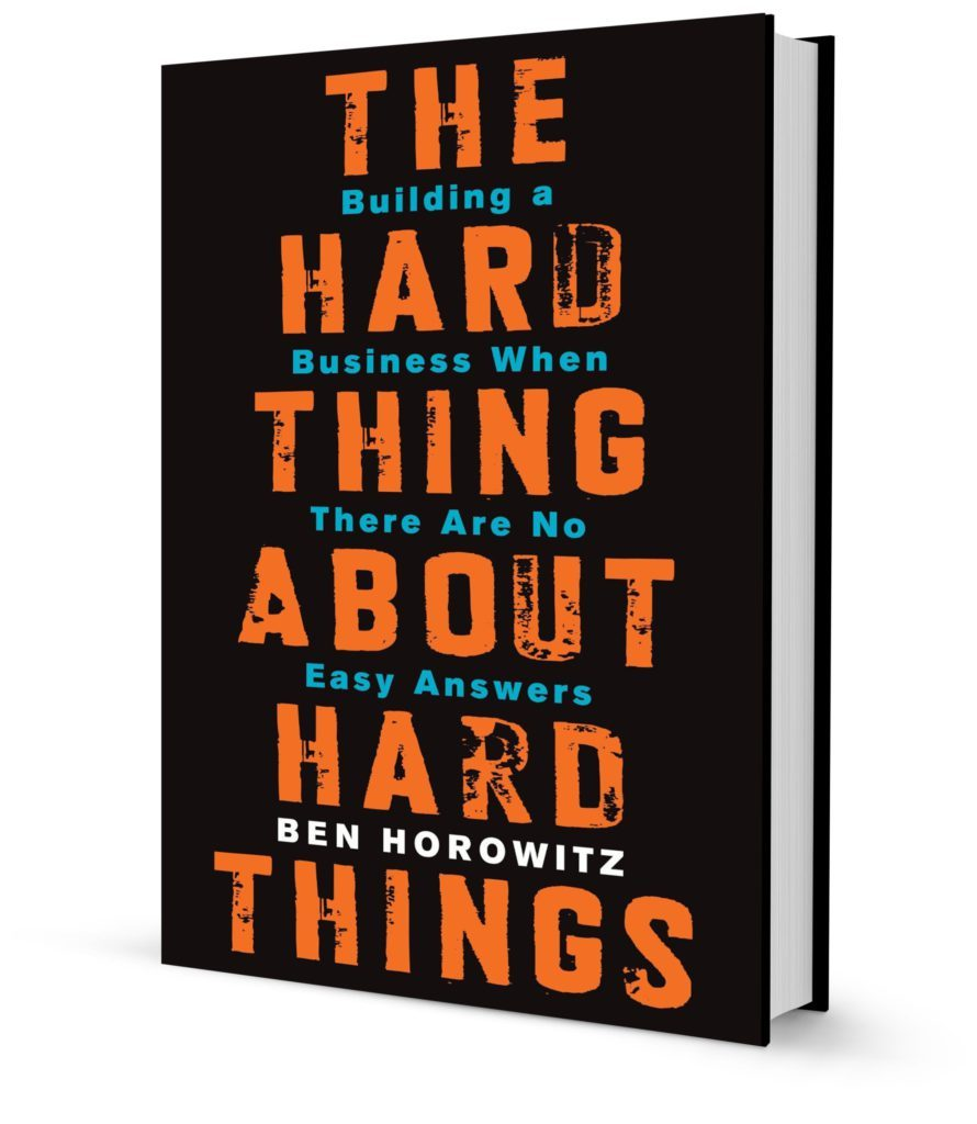 the hard thing about hard things book-890x1024