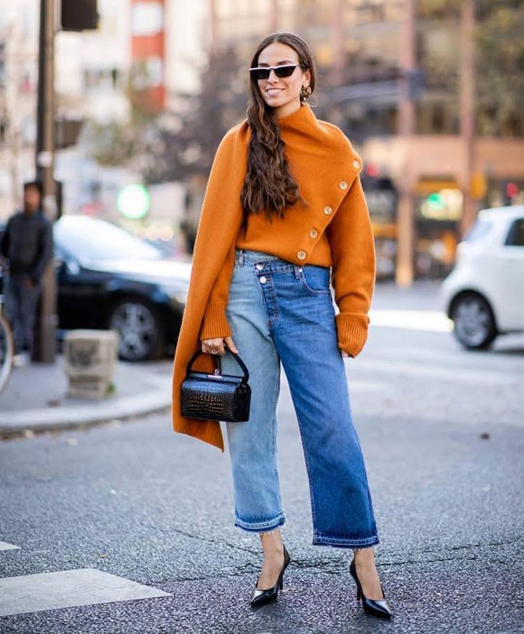 Erika Boldrin oversized sweaters edit seven stylebook 2018
