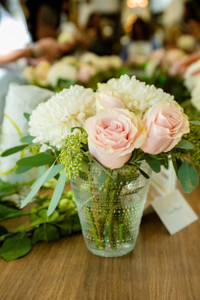 DIY Floral Arrangements - Alice's Table - William Ashely